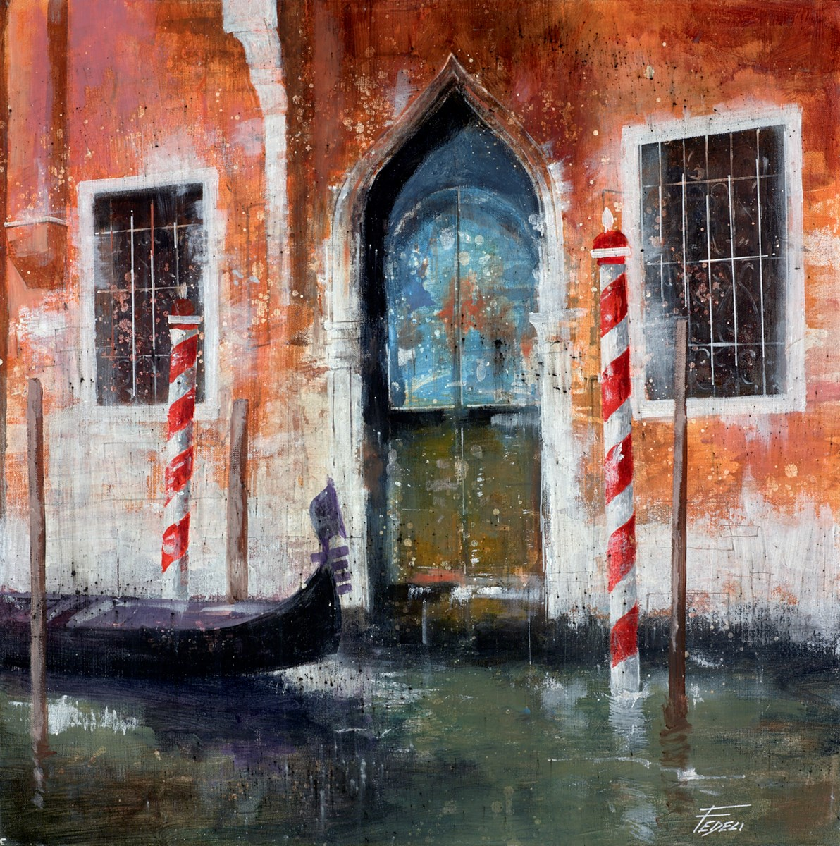 Facciata Veneziana